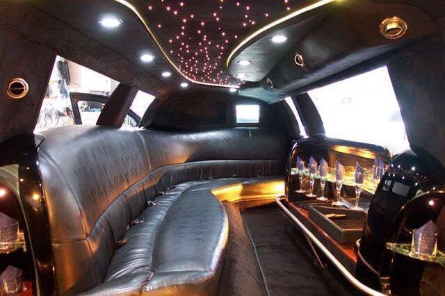 Limousine Con Vasca Da Bagno.Escrementi D Oro La Panciera Rosa